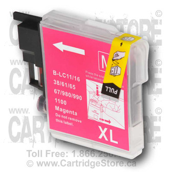 Brother LC61 Magenta Ink Cartridge