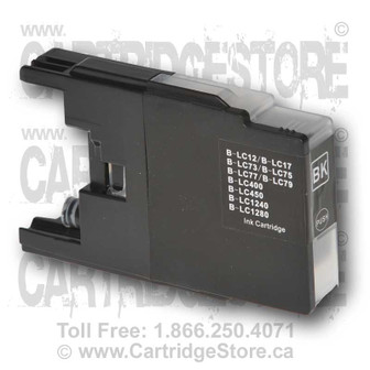 Brother LC77 Black Ink Cartridge