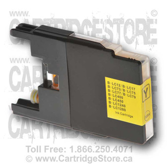 Brother LC79 Yellow Ink Cartridge