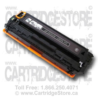 HP CE410X HY Black Toner 305X Compatible Cartridge