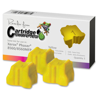 New Generation Phaser 8560 Yellow Solid Ink Compatibles