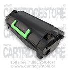 Lexmark MS710 Series Toner Black Remanufactured