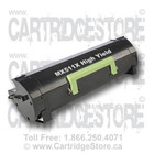High Yield Lexmark MX511X Remanufactured Toner Cartridge
