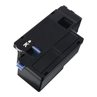 New Replacement Toner for Dell 1255CN Black Toner Aftermarket Compatible