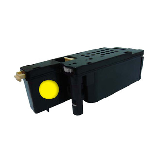 Compatible Replacement Yellow Toner for Dell 1255CN Printers