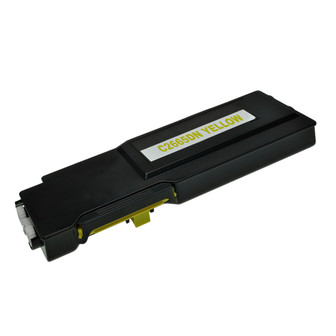 Dell C2665DN Yellow Toner Cartridge