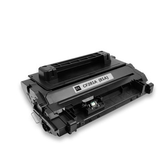 HP CF281A Compatible Black Toner Cartridge