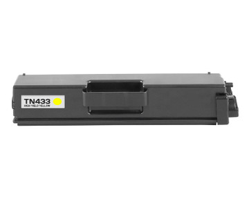 Brother-TN433Y-Toner