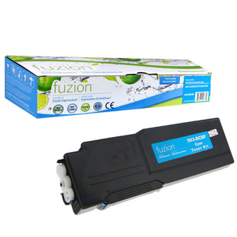 Fuzion - Dell 593-BCBF Cyan Toner Cartridge