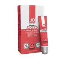 JO Warm & Buzzy Clitoral Stimulant
