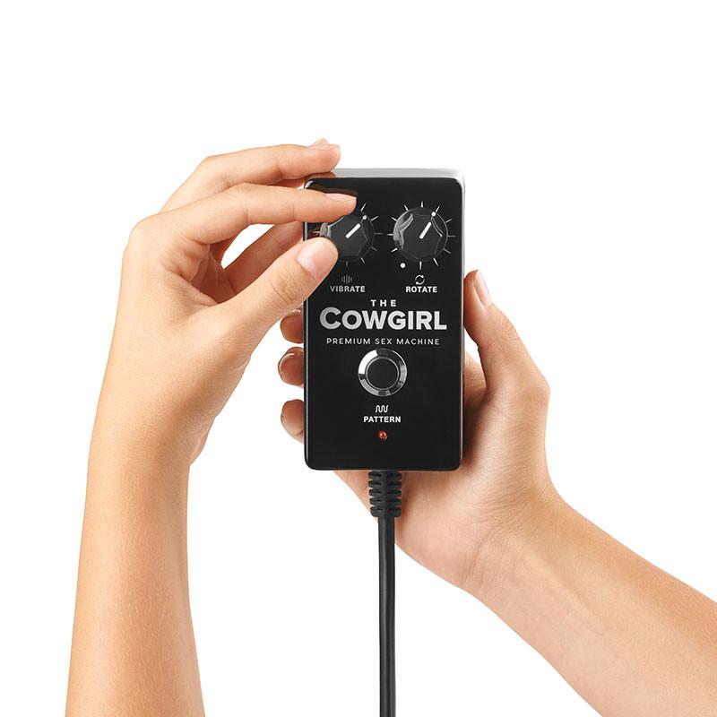 The Cowgirl Premium Sex Machine - Controller