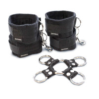 Hog Tie and Cuff Set