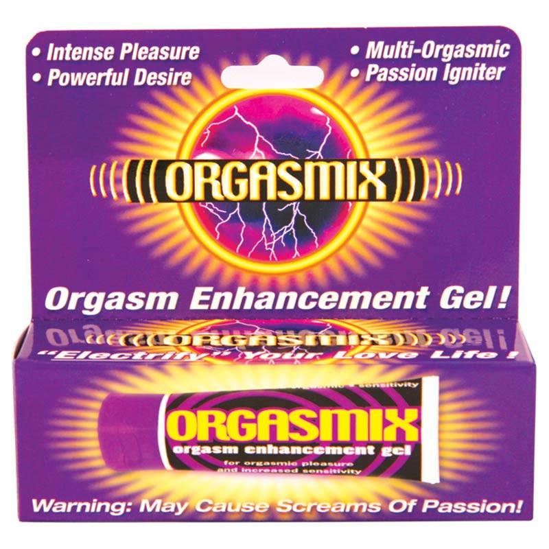 Orgasmix Enhancement Gel