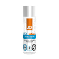 JO Anal H2O Cool Lubricant - 2 oz.
