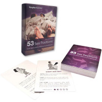 53 Sex Positions Card Game