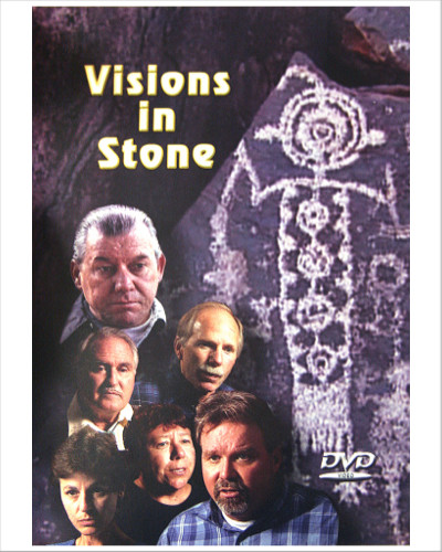 Visions in Stone: Rock Art of the Coso Range DVD, written by Cliff Lawson and directed by Mark Pahuta.  With some of the most stunning rock art videography yet recorded, the video presents rare glimpses of the richest collection of rock art in North America.  The video also presents archaeologists and other students of rock art speculating on the how, the when, and the why of the petroglyphs. 59 minutes.