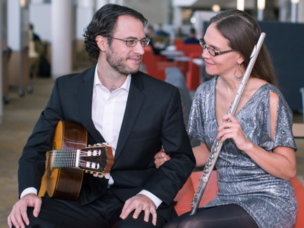 Concert IN STORE ONLY - Folias Duo - Friday June 7 at 7:00 pm