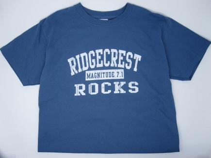 Ridgecrest Rocks youth t-shirt