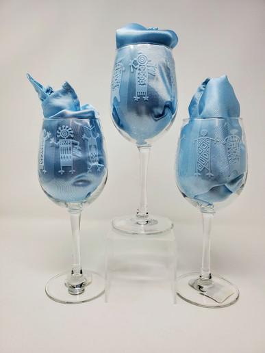 12 oz wine glass