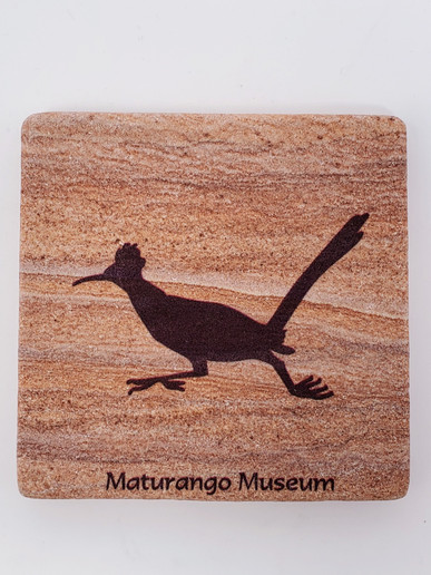 Maturango Musuem Wonderstone Coaster