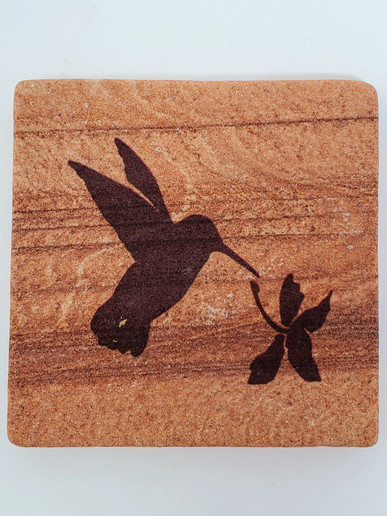Hummingbird Wonderstone Coaster