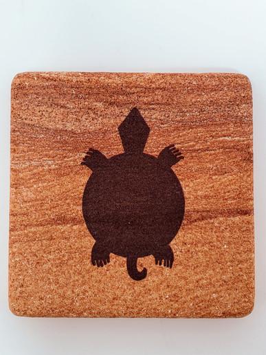 Tortoise Wonderstone Coaster