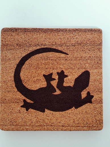 Gecko Wonderstone Coaster