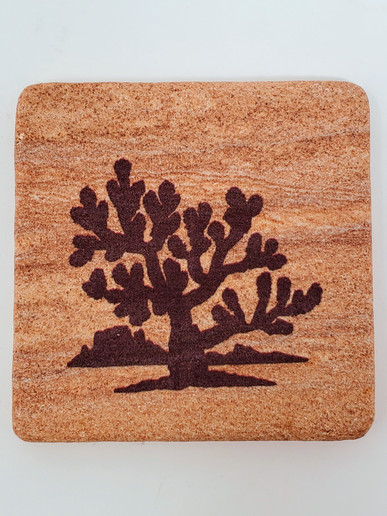 Joshua Tree Wonderstone Coaster