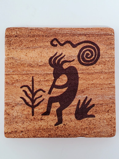 Kokopelli Wonderstone Coaster
