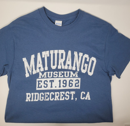 Maturango Museum T-Shirt Denim
