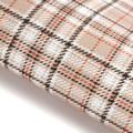 Gray Tartan - Patterned Cross Stitch Fabric