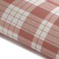 Pink Check - Patterned Cross Stitch Fabric