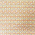 Candy Corn Rows - Patterned Cross Stitch Fabric