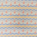 Sailboats & Waves - Patterned Cross Stitch Fabric