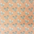 Valentine's Day Hearts - Patterned Cross Stitch Fabric