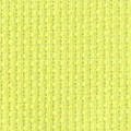 Chartreuse Solid Color Cross Stitch Fabric