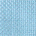 Jamaica Blue Solid Color Cross Stitch Fabric