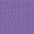 Pale Iris Solid Color Cross Stitch Fabric