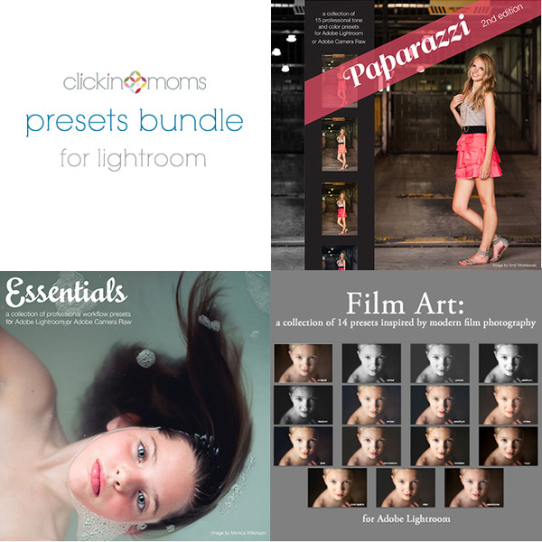 CM Presets Bundle for LIGHTROOM