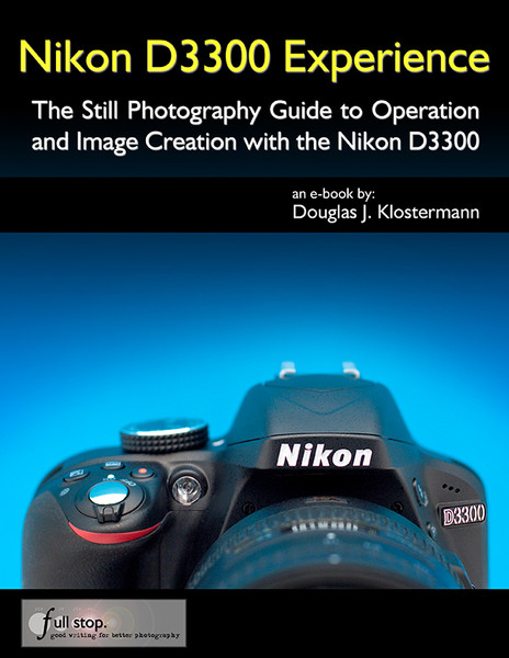 Nikon D3300 Experience Camera Guide