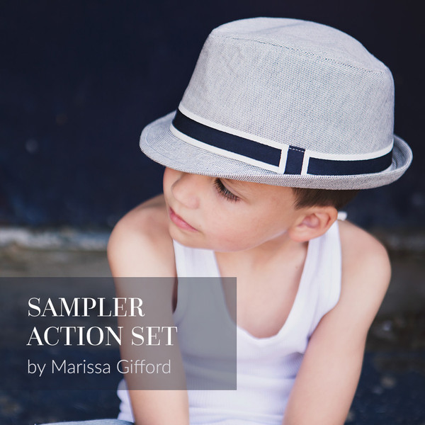 Sampler Set by Marissa Gifford