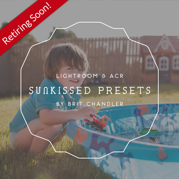 The Sunkissed Set by Brittany Chandler Presets (LR & ACR)