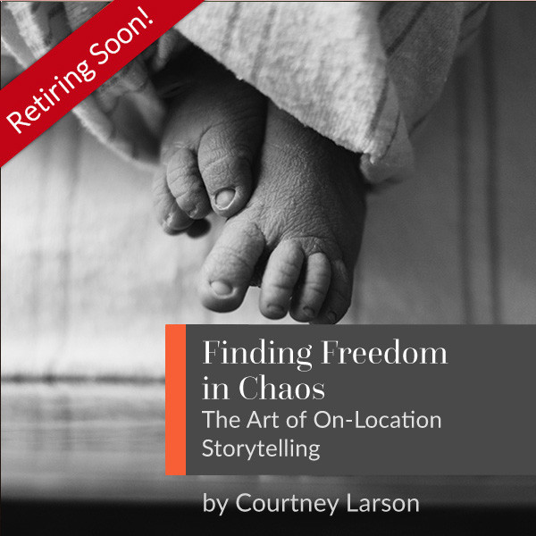 Finding Freedom In Chaos: The Art of On-Location Storytelling with Courtney Larson
