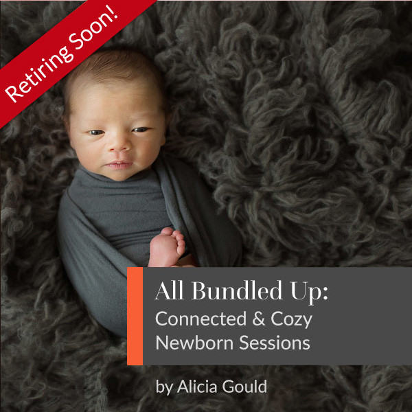 All Bundled Up: Connected and Cozy Newborn Sessions with Alicia Gould