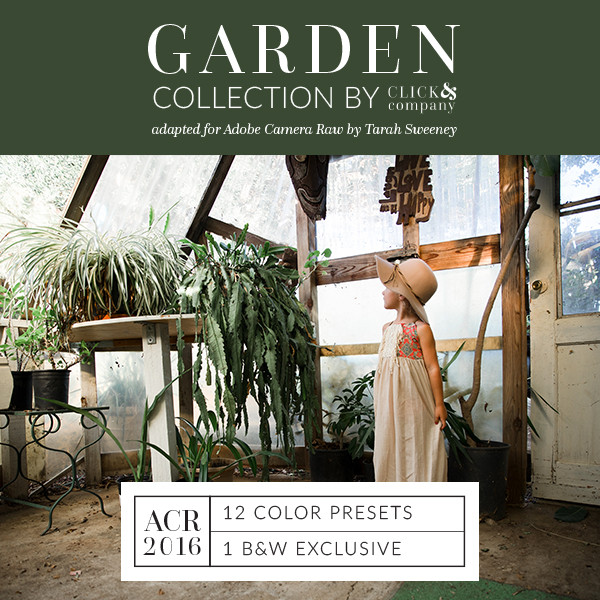 Garden Collection Presets for ACR