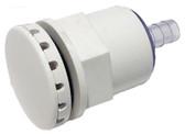 """Hydro Air Spa Air Injector # 119238WHT High Output 3/8"""" Barb White"""