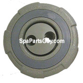 PLU21701100 Cal Spas Spa Insert Double Hole Pulsator Jet Gray 2 5/8""