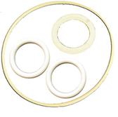 Sundance Spa Diverter Valve O-ring Kit 3 Orings + Spacer 6540-865, 6540-868, 6570-248