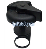 "Catalina Spas 2"" Spa Diverter Valve Repair Kit - Handle - Cap - 2 o-rings - Gate"