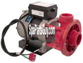 Dreamaker Spa Pump 1.5 HP FMCP Center Discharge 1 Spd 120 Volt AquaFlo Free  Shipping
